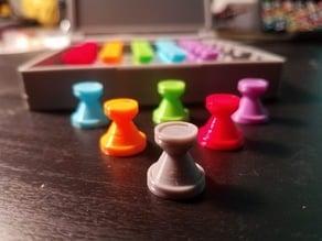 Board Game Prototype Meeple