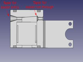 Ender 3 Filament Runout Sensor for Z limit switch