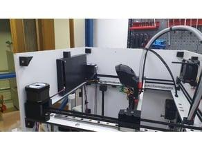 xy gantry for CoreXY 3D printer