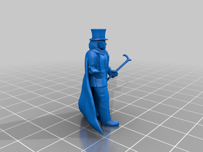 Arkham Horror investigator - the magician