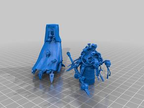 dragoons - 40k - dark mechanicus - revisit