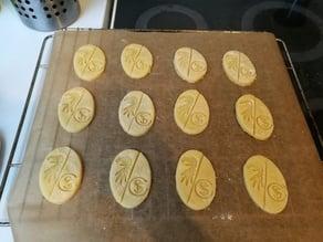 Cookie Cutter Plätzchenform Plätzchenausstecher Keksausstecher