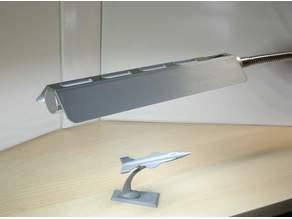Lamp Shade for Qooltek Clip-On Lamp