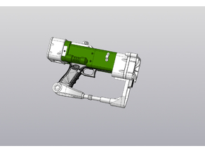 Glock kit body in the format AEP7 laser pistol (only airsoft GBB)