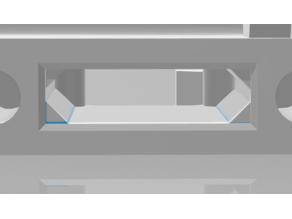 Graber i3 - X END IDLER 5MM - (fix)