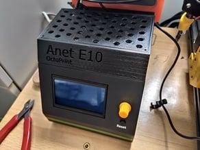 OctoPrint box for Anet E10