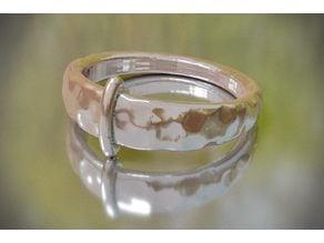 Celtic Wedding Ring - Highlander Inspired