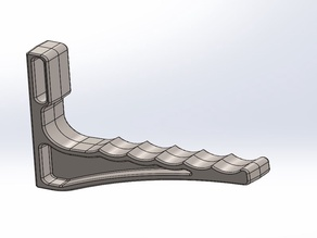 Squirrel Step, Knockoff- for Casting (DO NOT USE PRINTED)