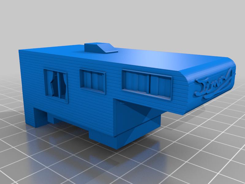 1:64 Truck Camper v1.0