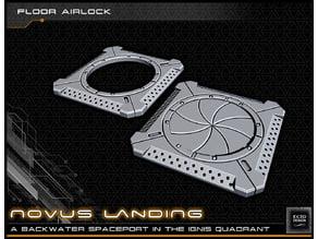Floor Airlock - 28-32mm Gaming - Novus Landing