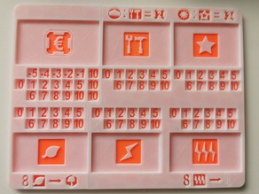 Halfes of Terraforming Mars Player Board