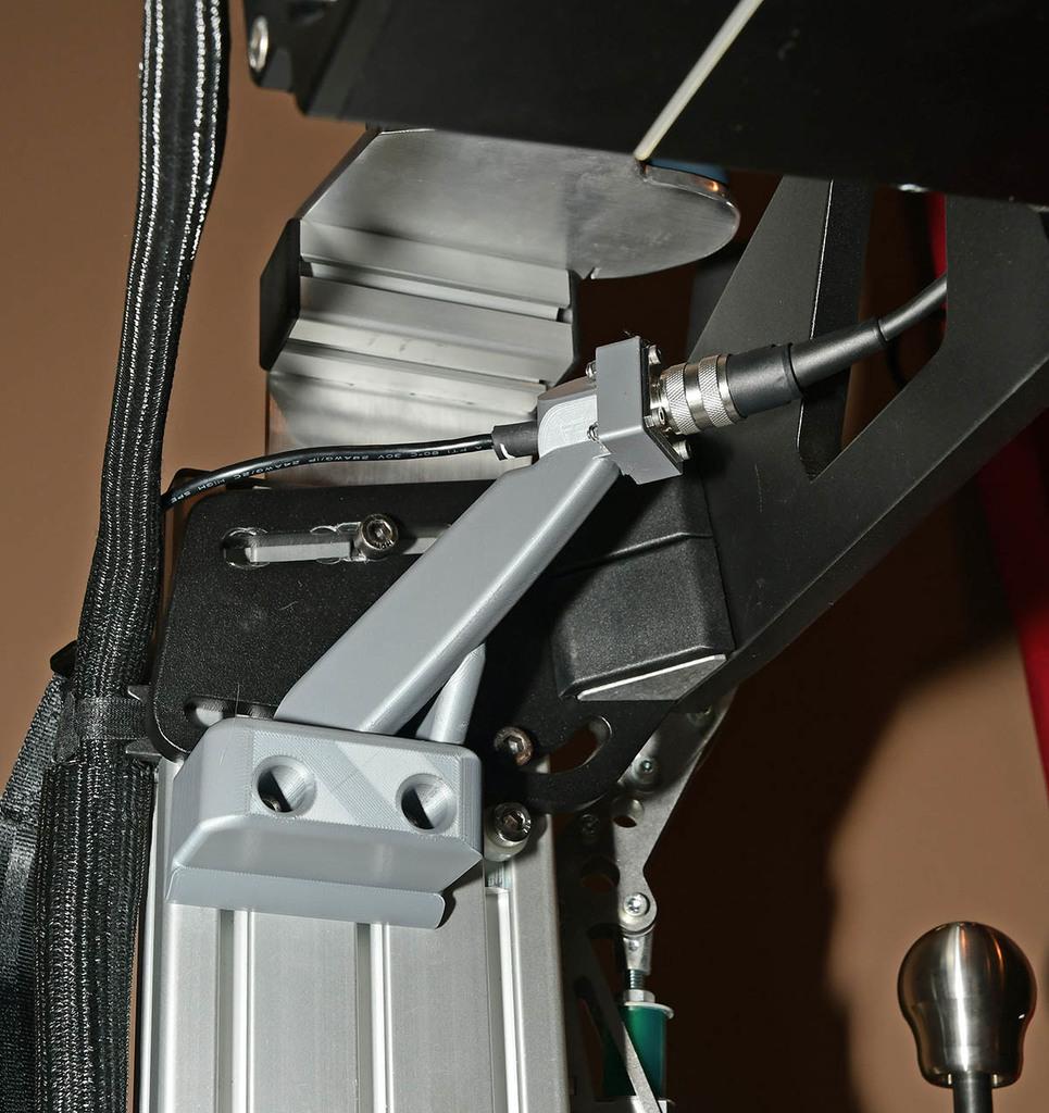 SimLab PSE USB DIN mount