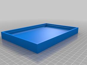 Elegoo Mars Tank and Bed Drip Trays