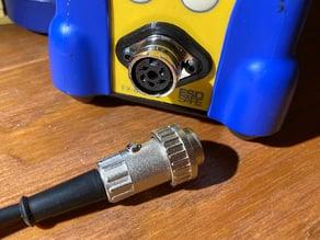 Hakko FX-888D DIN Jack Repair / Upgrade Adapter