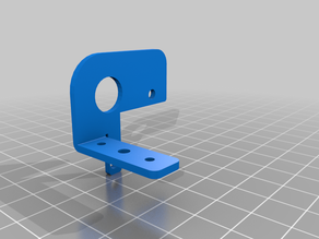 BL touch ender 3 pro 1,5mm iorn plate