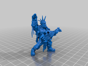 Eavy Metal Orc