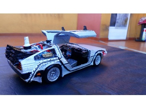 Delorean Full Open V2