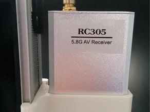 FPV Boscam 5.8 GHz RC305 AV receiver antenna holder