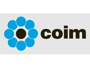 COIM Logo Keychain