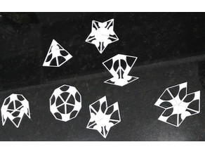 Penrose kite and dart
