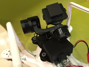 DYS 3-axis AlexMos gimbal protective covers