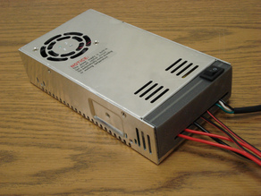 12 Volt Power Supply Cover