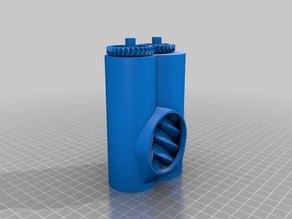 Screw (Lysholm) compressor