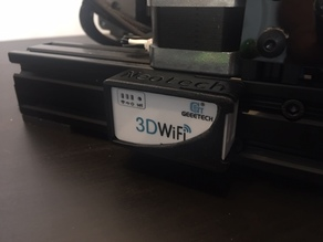 Box Geeetech 3D Wifi