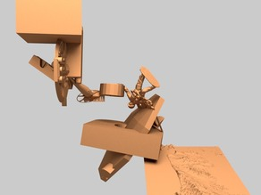 Planetary Grenadier Tom Suspender