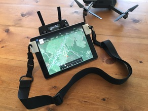 iPad support for DJI Mavic Pro remote