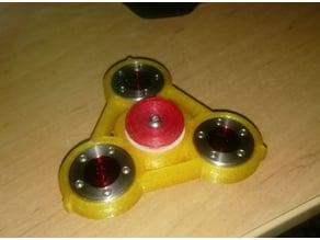 V10 Fidget Spinner - 120Gram Tungsten rotor