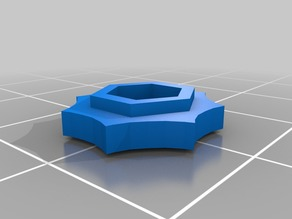 Modified HICTOP Bed Leveling Nuts - Remix