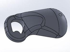 Ergonomic 1911 Bushing Wrench