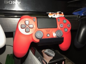 PS4 Controller Stand - 38mm Cube Organiser Edge