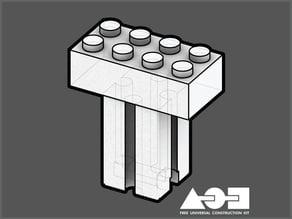 Fischertechnik to Lego (uck-01f05m)