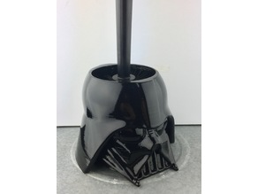 Toilet Brush Darth Vader