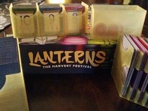 Lanterns - The Harvest Festival box organizer