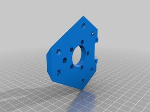 E3D Effector for Delta or Rostock Max