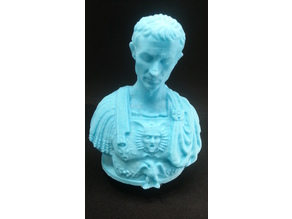 Caesar (REMIX - shorter and circle base) Pen Holder