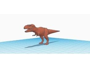 Low Polly Tyrannosaurus Rex