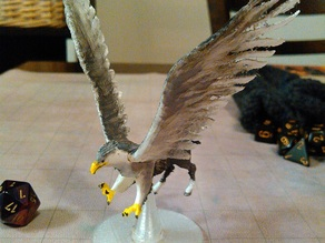 Hippogriff for tabletop gaming