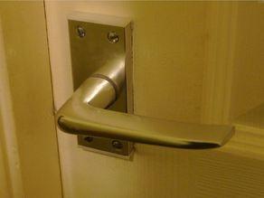 Door Handle Insert