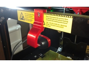 CTC Bizer Logitech C270 Webcam Mounting Bracket