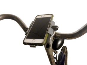 Customizable Bike Mount for Modular Mounting System