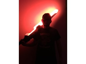 Sword MasterYi Project - Epée de Maitre YI