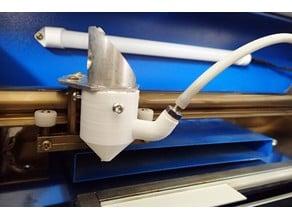 Air assist for laser K40
