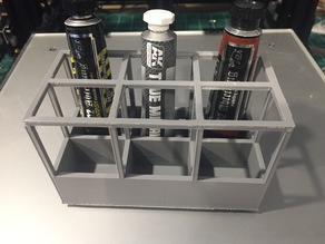 Oil paint or putty holder + insert
