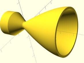 Customizable Rocket Nozzle