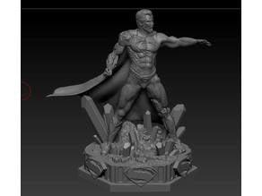 Cyborg Superman - Split and keyed