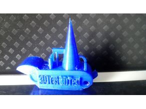 3D printer Torture Test
